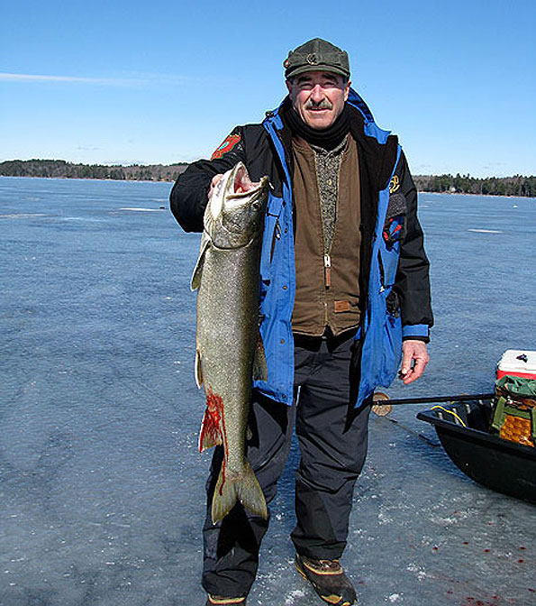 2010 sebago derby prize winners maine 39 s sebago lake for Maine ice fishing derbies